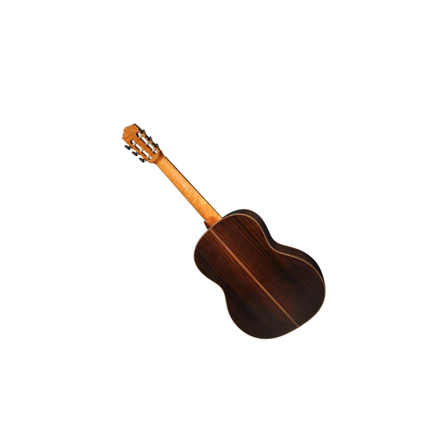 Salvador Cortez CC-60 Solid Top Concert Series Classical Guitar w/ Gig Bag
