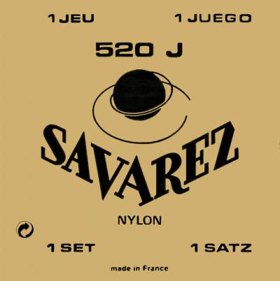 SAVAREZ 520J (YELLOW) V/HIGH TENSION SET
