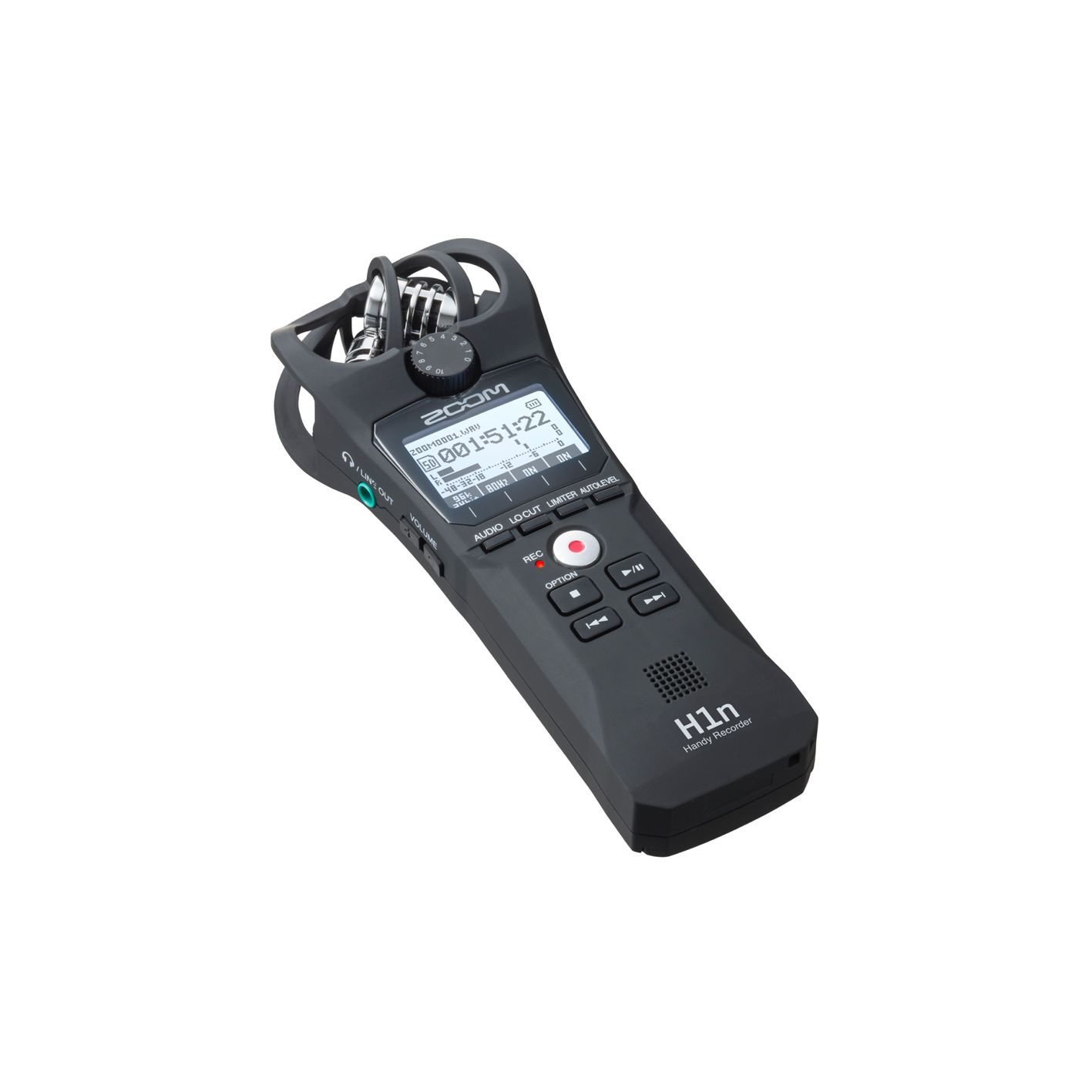 Zoom H1n Handy Recorder