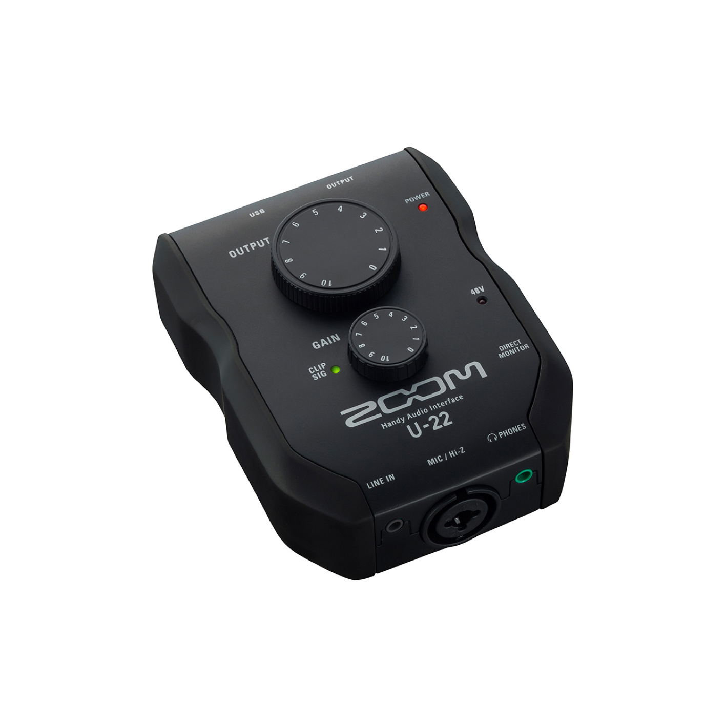Zoom U-22 Audio Interface