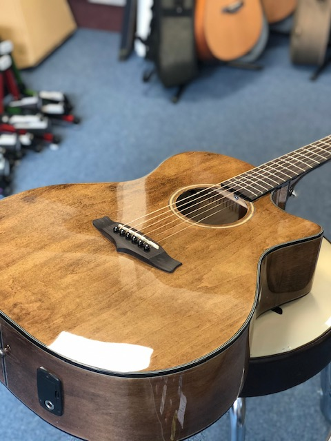 Tanglewood Evolution Exotic TVC-X-MP Electro Acoustic