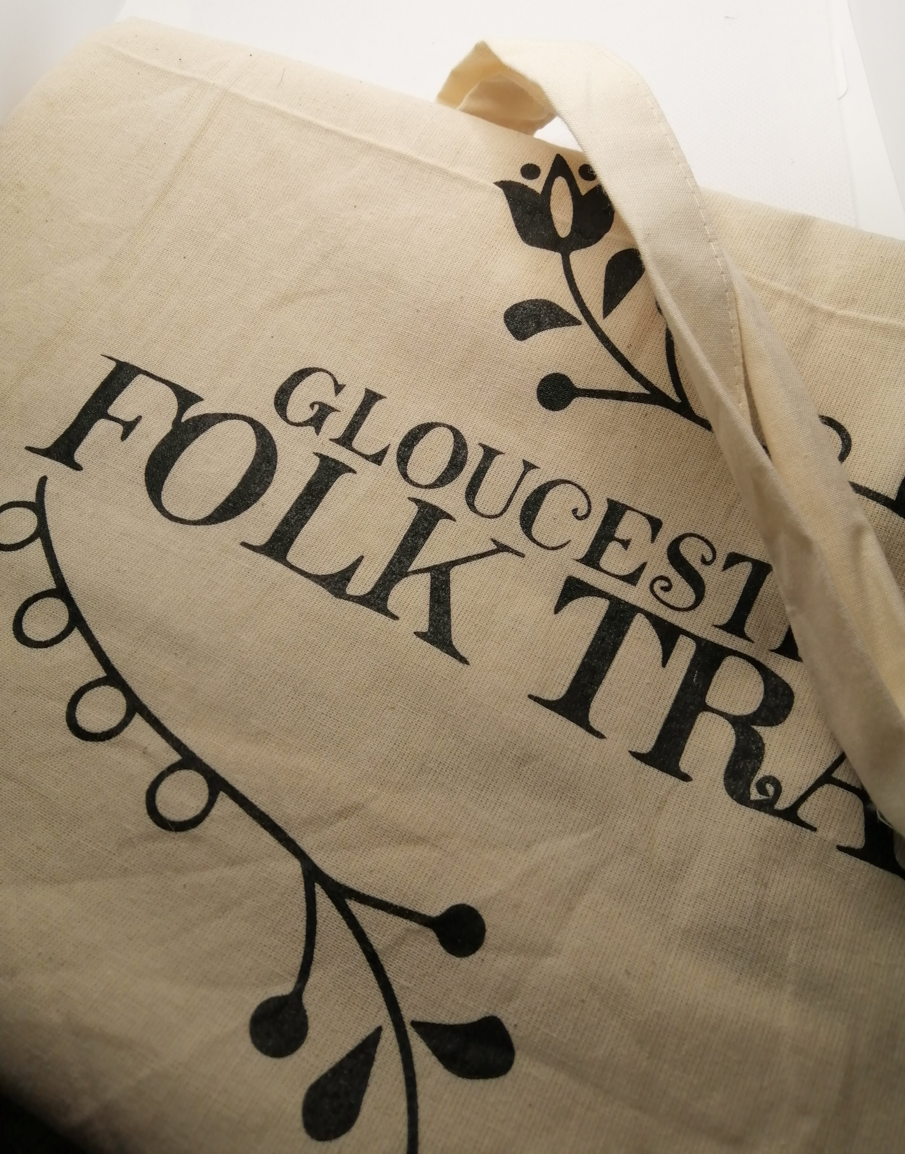 Gloucester Folk Trail Tote Bag
