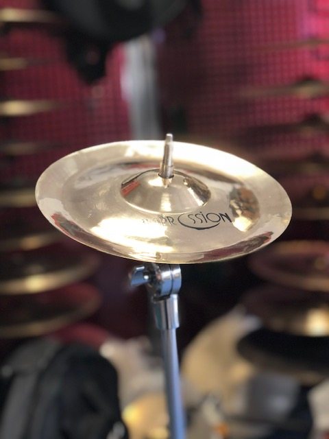 """Impression 8"""" rock china cymbal"""