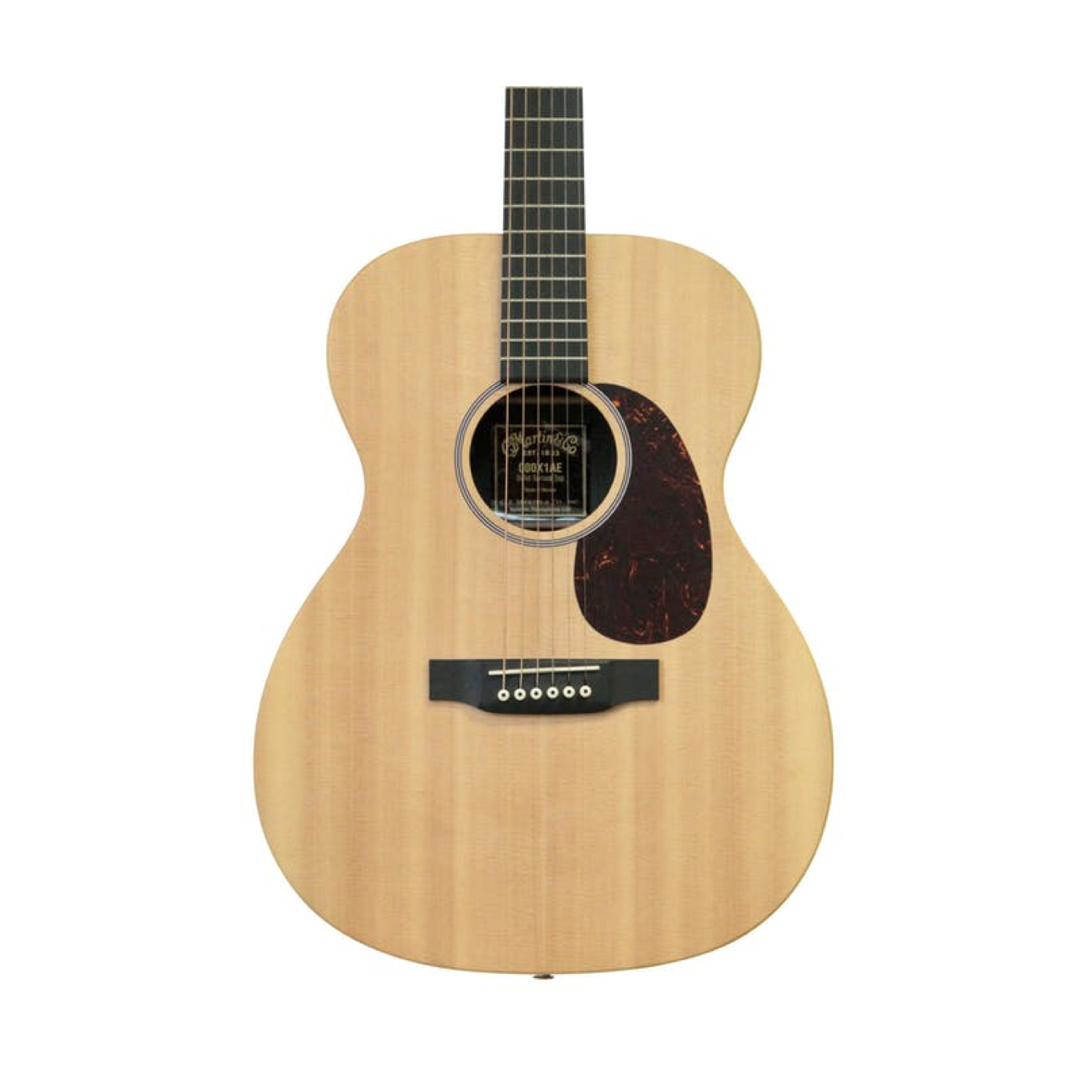 Martin OOOX1-AE Electro Acoustic