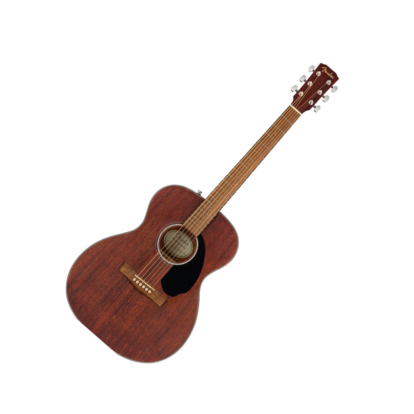 FENDER CC-60S All Mahogany Concert Guitar
