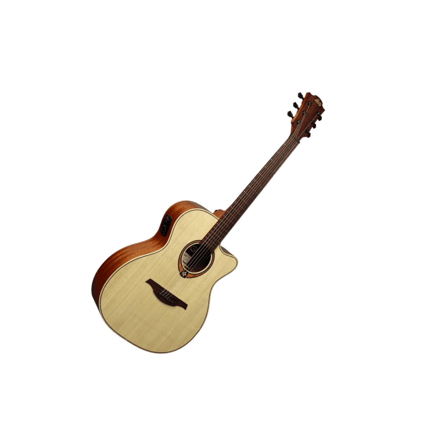 Lag T88ace High Gloss Electro Acoustic