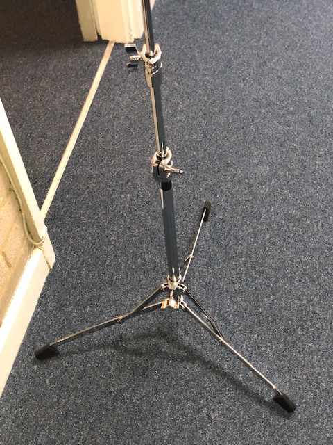 Gibralter Sc-4E Flat Base Straight Cymbal Stand