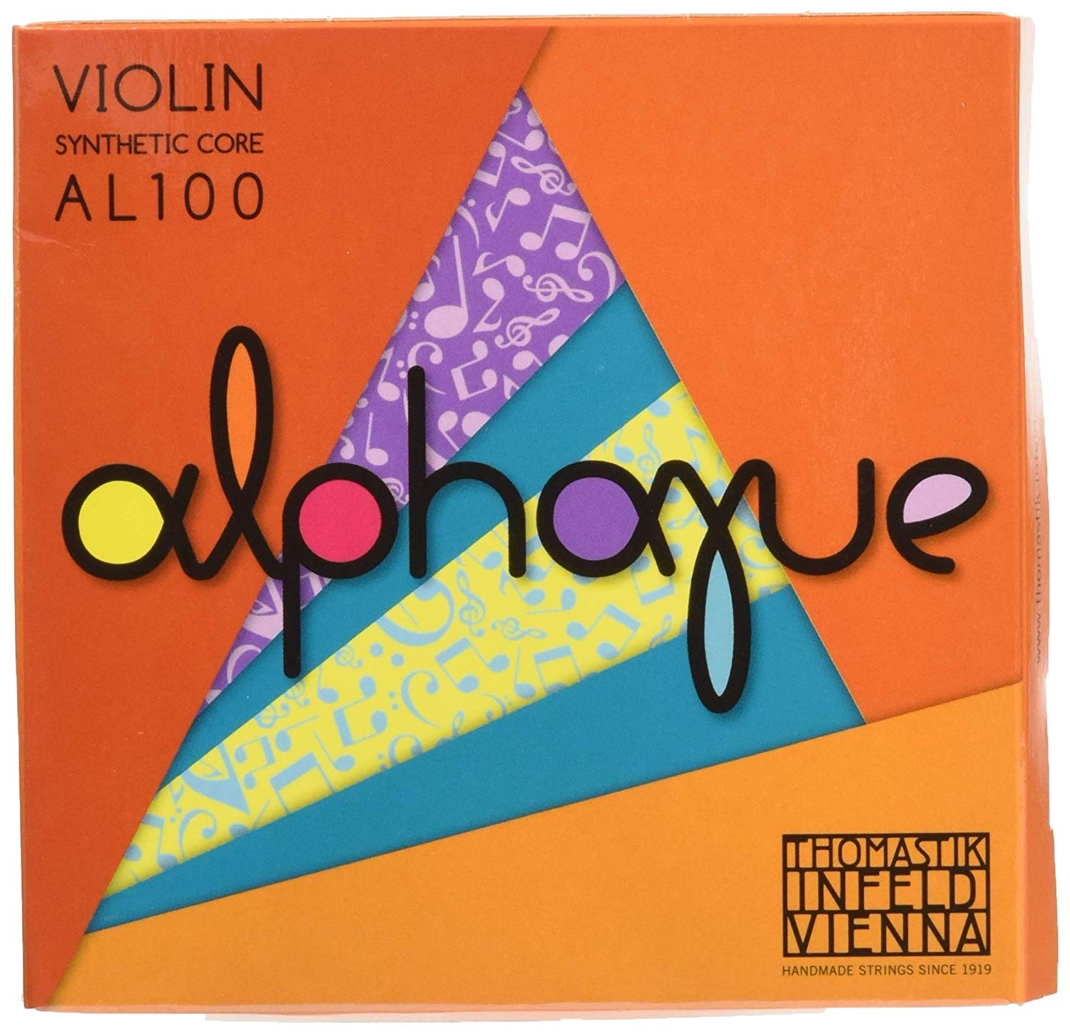 Alphayue Violin Set AL100
