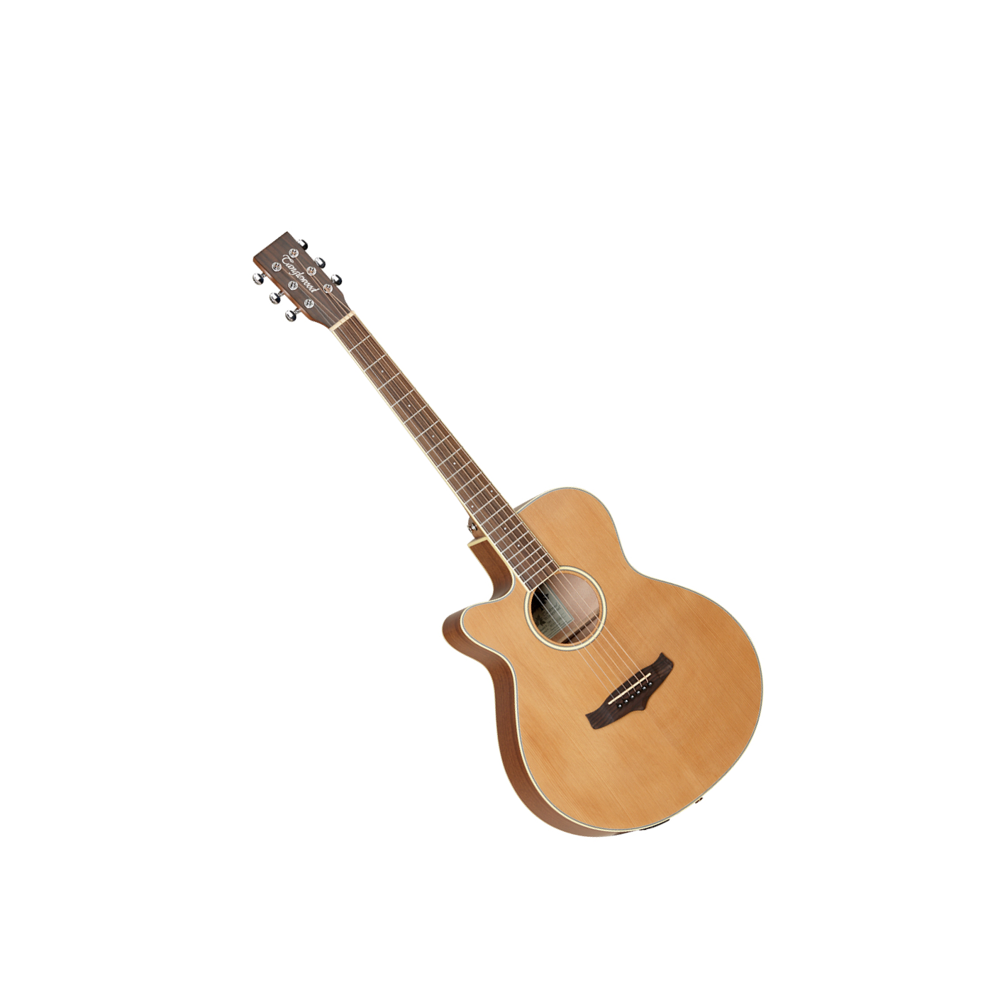 Tanglewood TW9-LH Super Folk Left Hand Natural