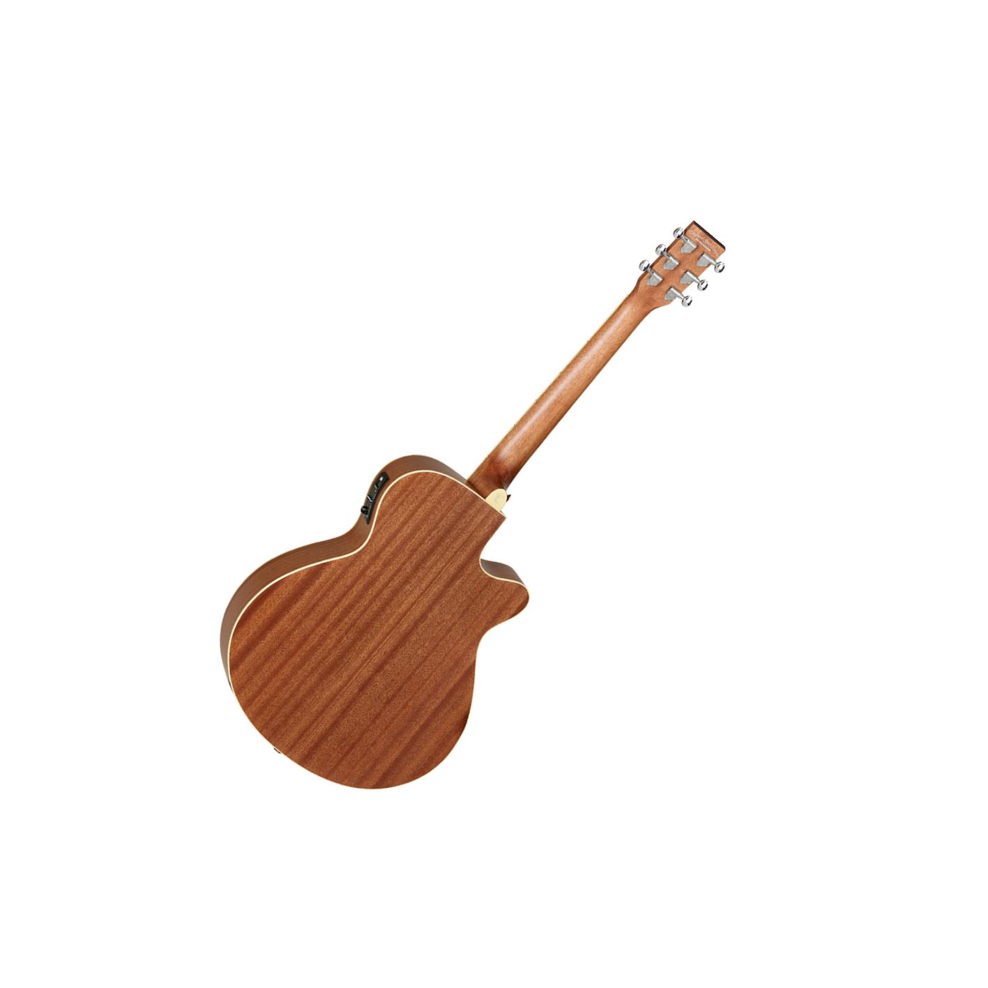 Tanglewood TW9-LH Super Folk Left Hand Natural