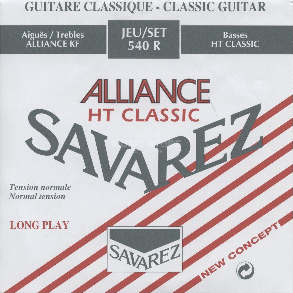 Savarez 540R Alliance Normal Tension Classical Guitar Strings