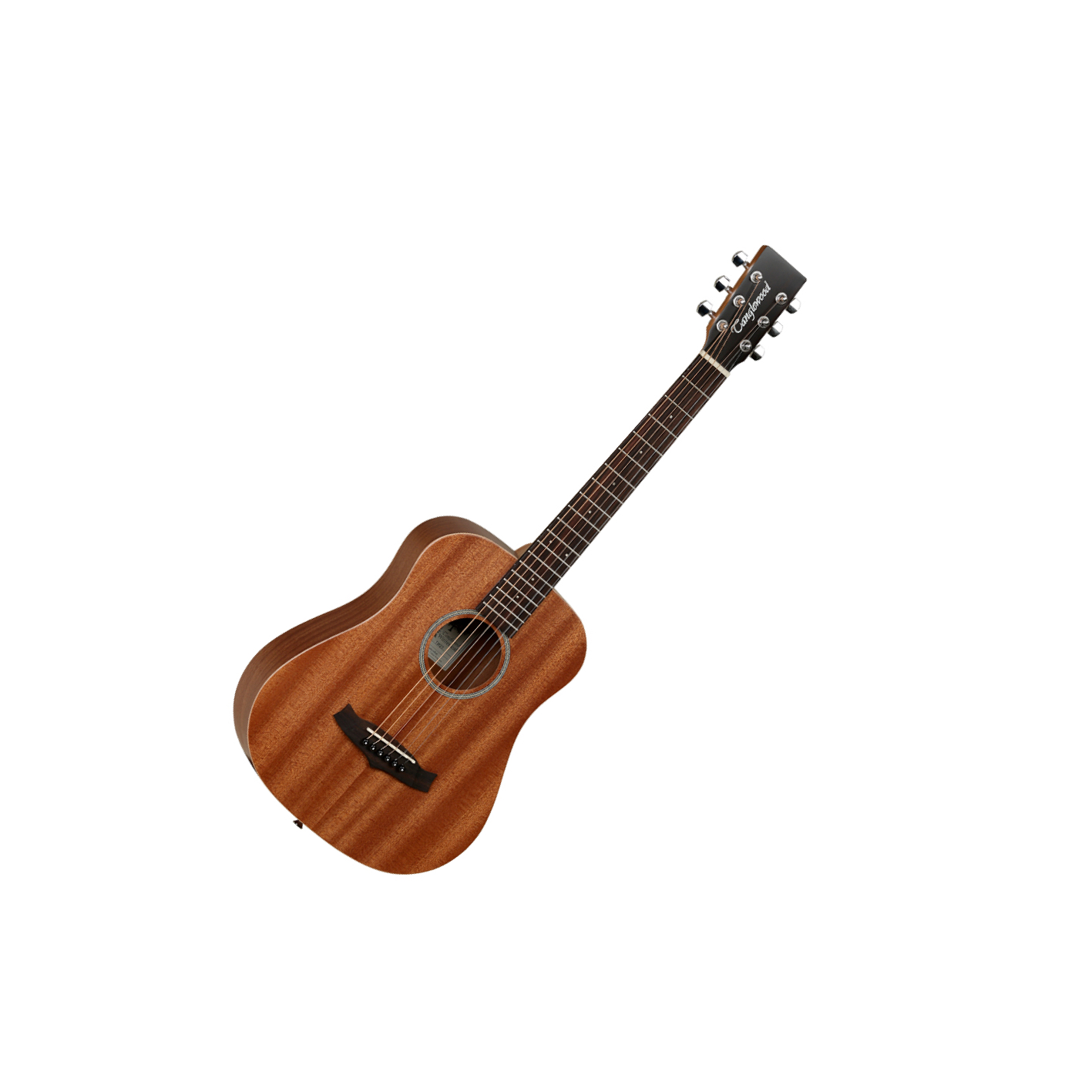 Tanglewood TW2-T Travel Acoustic w' Gig Bag