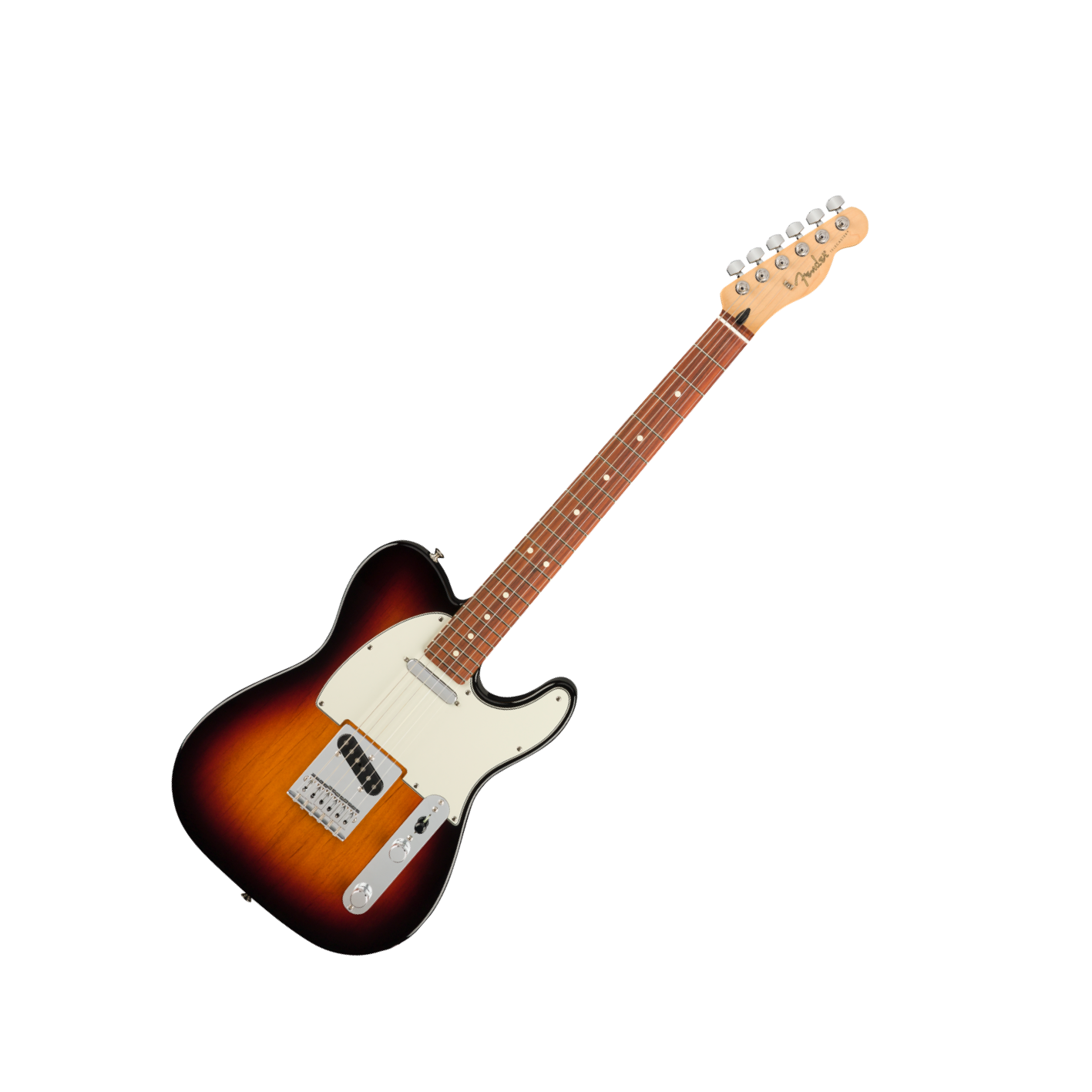 Fender Player Tele PF 3 Tone Sunburst