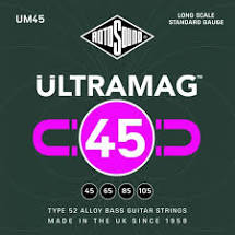 Rotosound Ultramag Type 52 Alloy Bass Strings