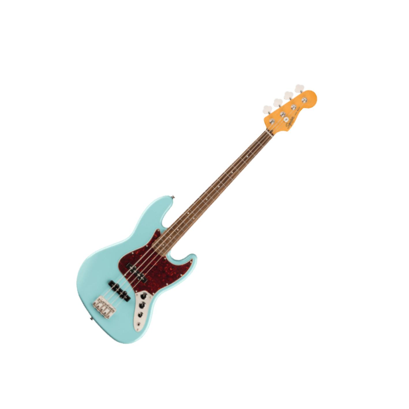 Squier Classic Vibe 60s Jazz Bass Daphne Blue