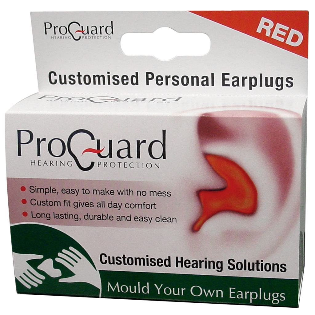 Pro Guard Mould Your Own Ear Plugs