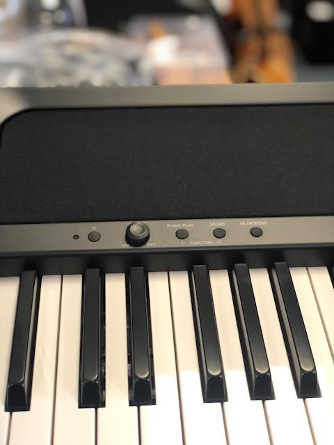 Korg B2 digital piano with MFB sound system in black