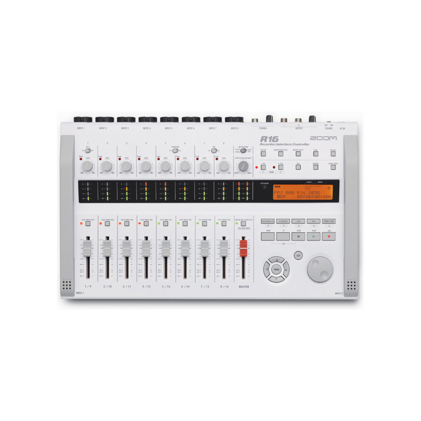 Zoom R16 Multitrack Recorder, Audio Interface & Controller