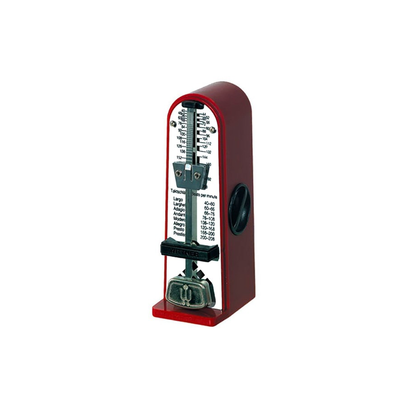 Wittner Piccolino Metronome Ruby 890141