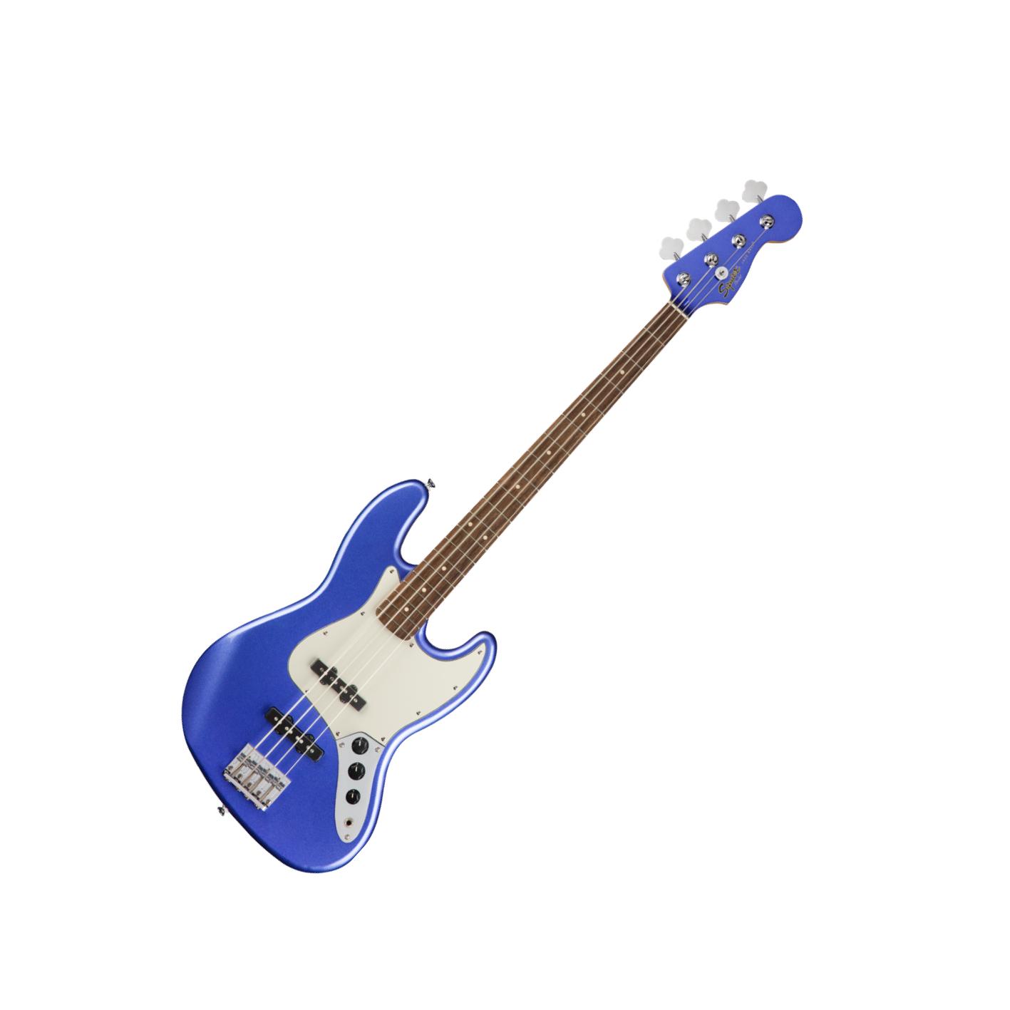 Squier Contemporary Jazz Bass Ocean Metallic Blue