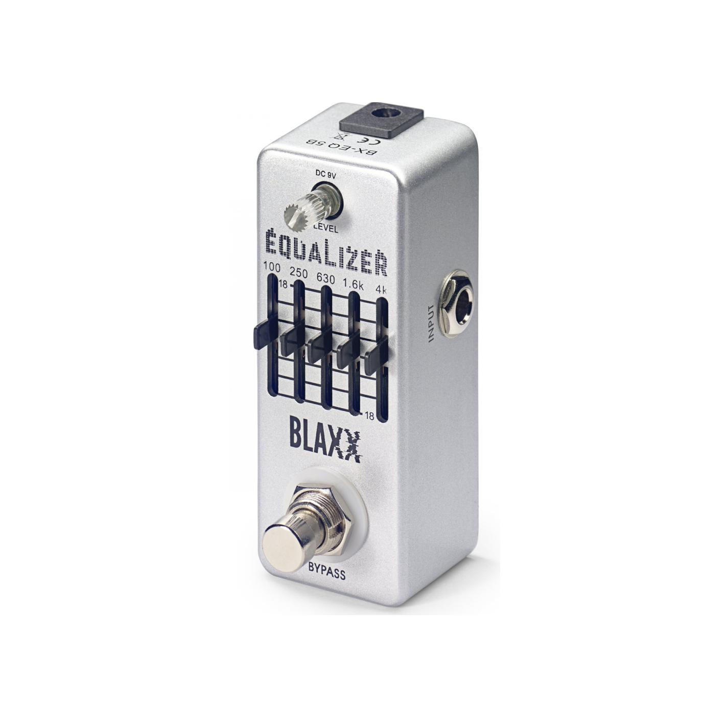 Blaxx BX-EQ 5 Band EQ Pedal