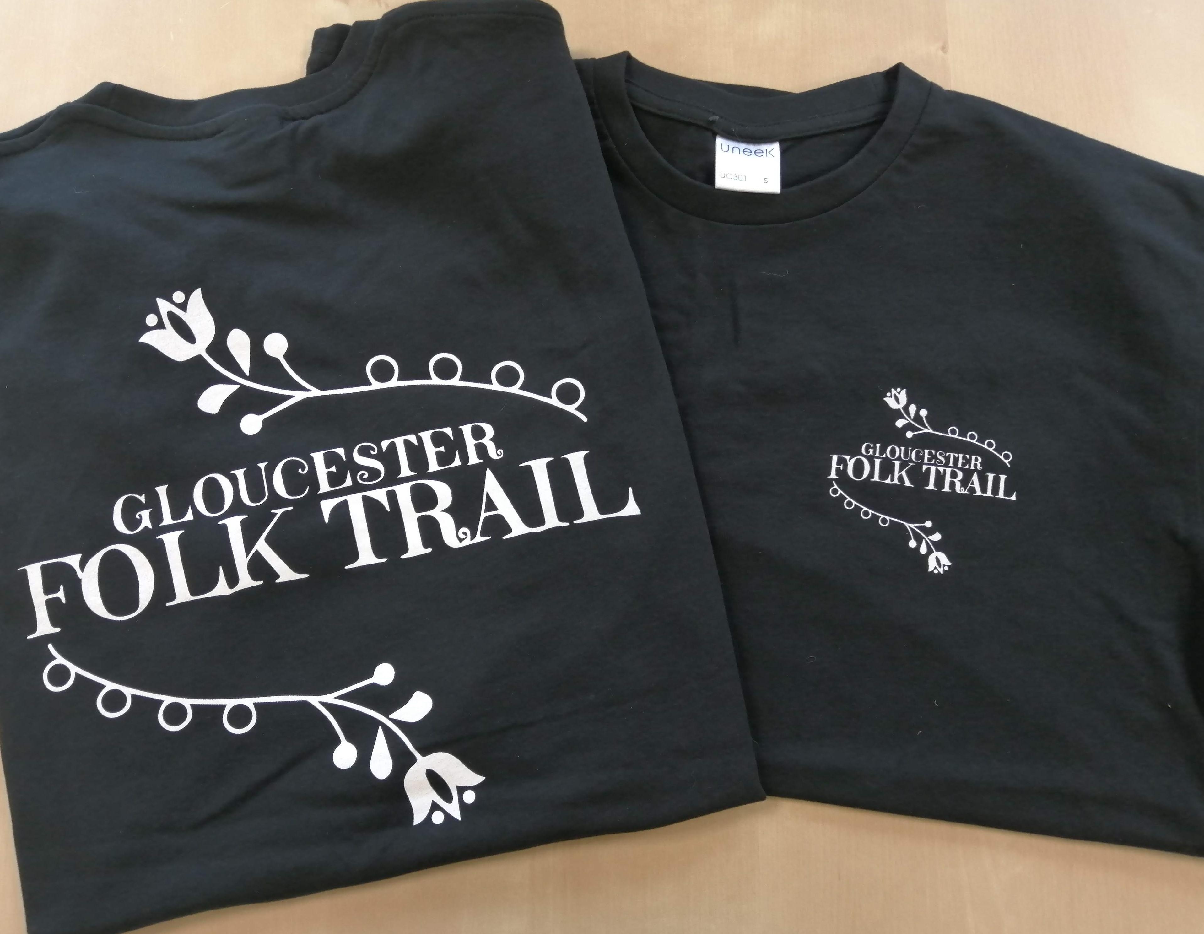 Gloucester Folk Trail T-Shirt