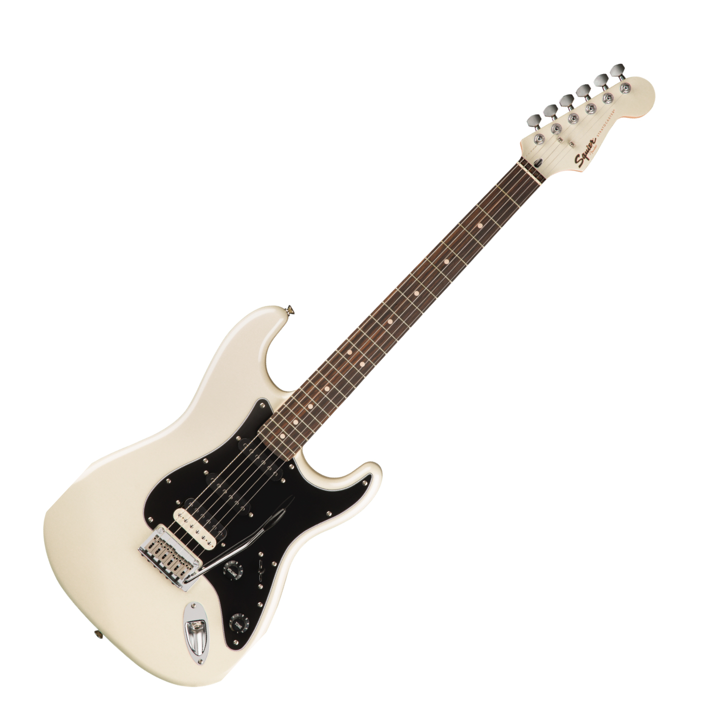 Squier Contemporary Stratocaster HH Pearl White