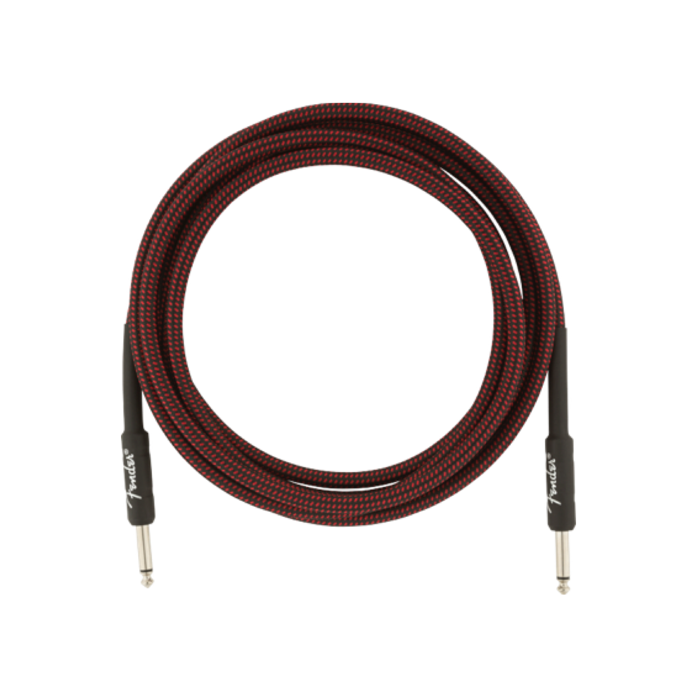 Fender Pro Series Tweed Instrument Cable 3m (Various Colours)