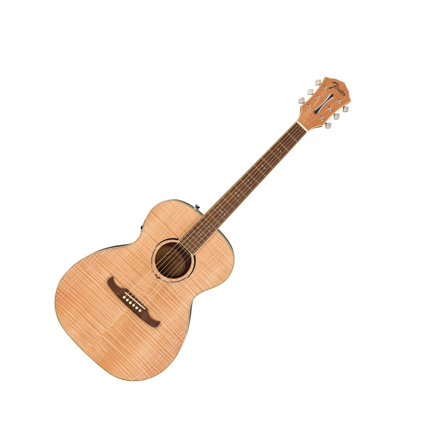 FENDER FA-235E Natural Conert Electro Acoustic Guitar