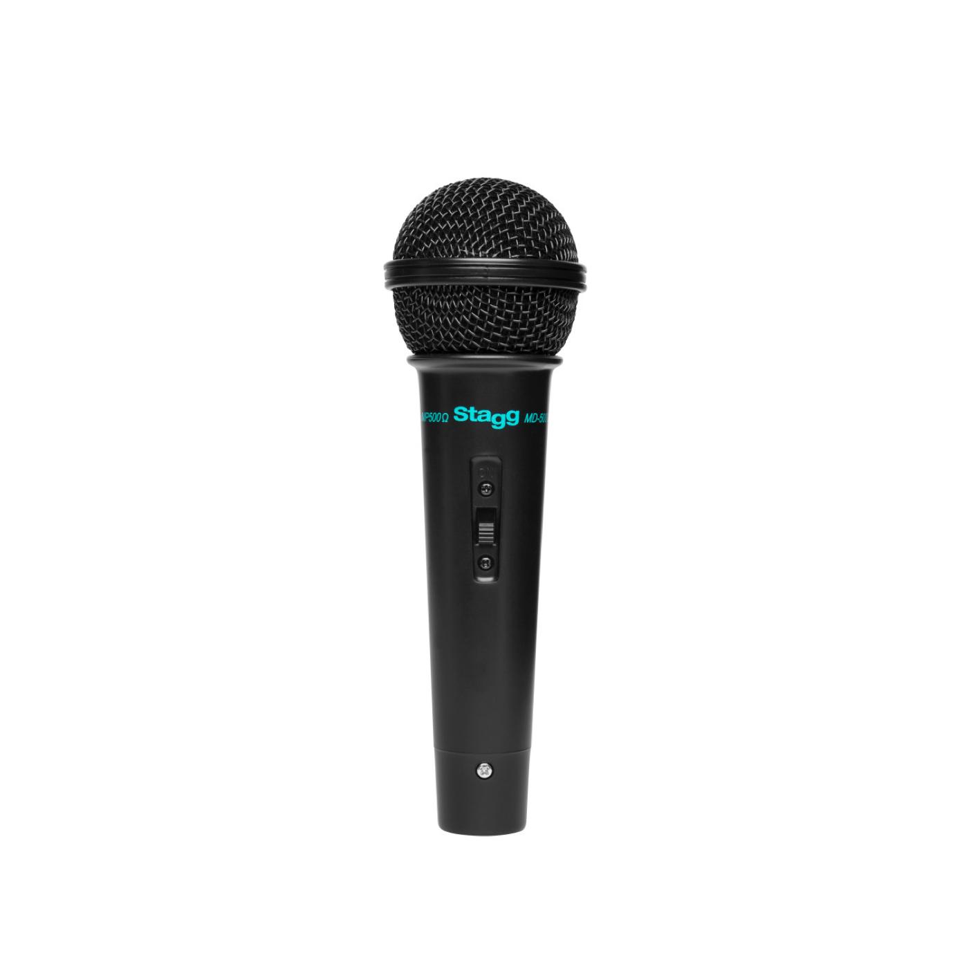 Stagg MD-500BKH Dynamic Microphone