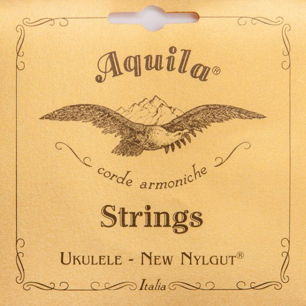 Aquila 8U concert low g ukulele strings
