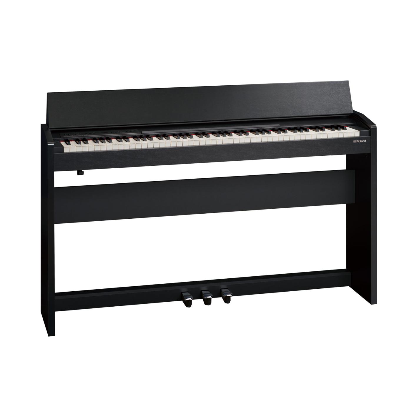 Roland F-140R Digital Piano Black