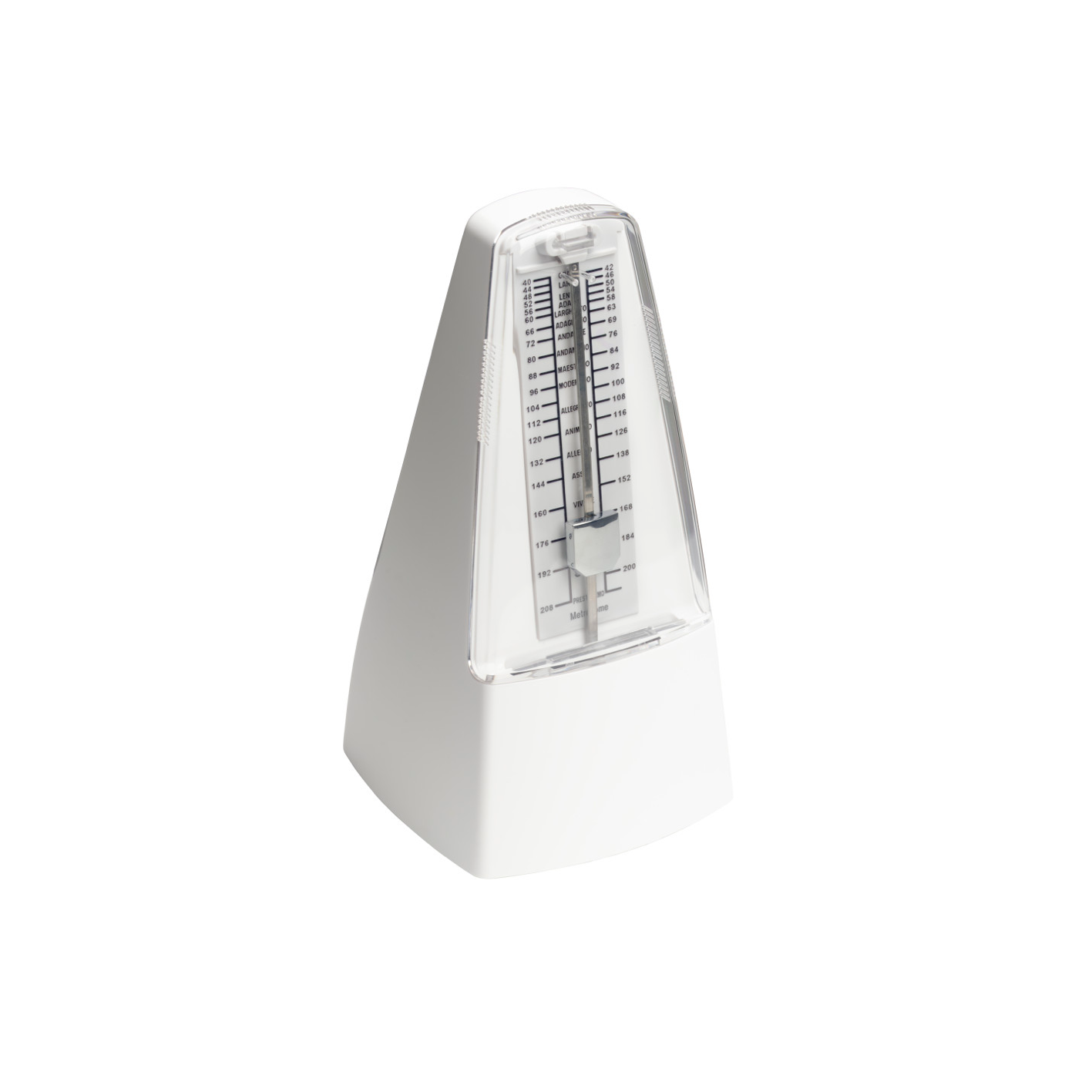 Stagg MM70wh Traditional Metronome White