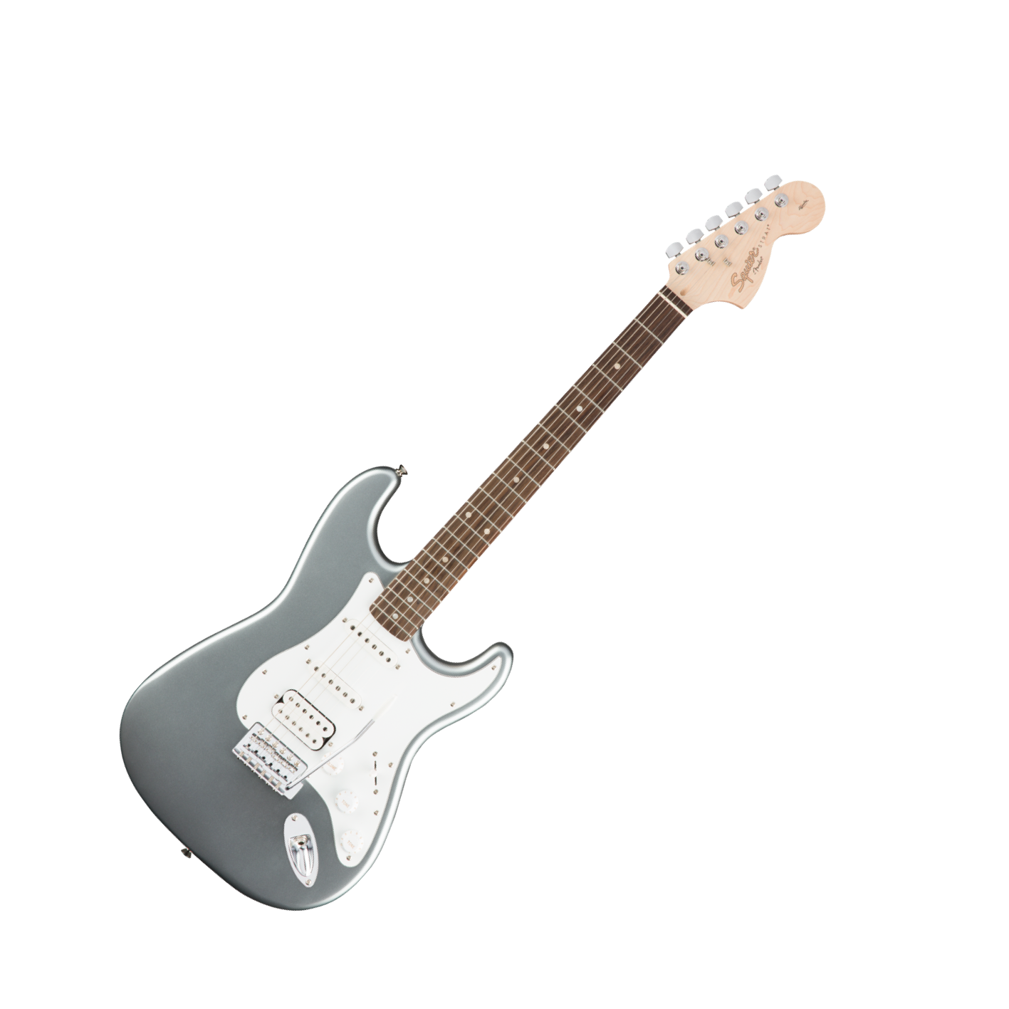 """Squier Affinity Stratocaster HSS 'Slick Silver"""""""