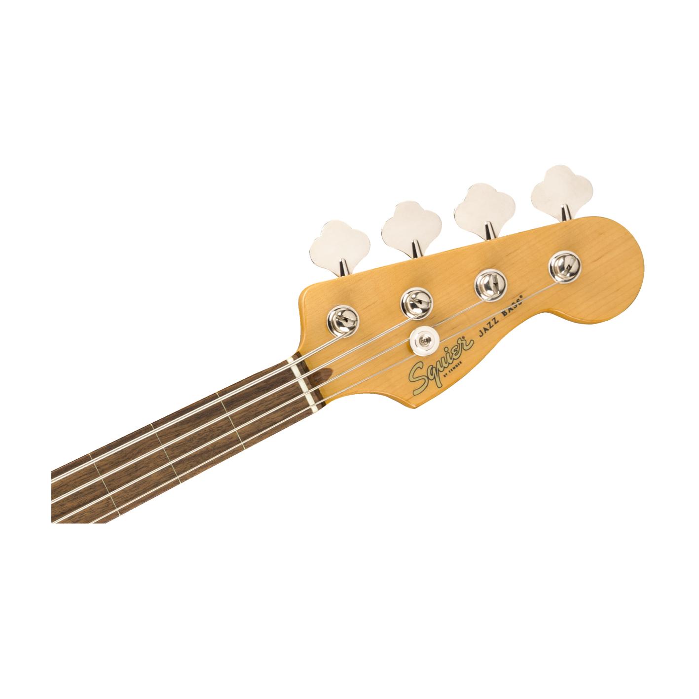 Squier Vintage Modified Fretless Jazz Bass Sunburst