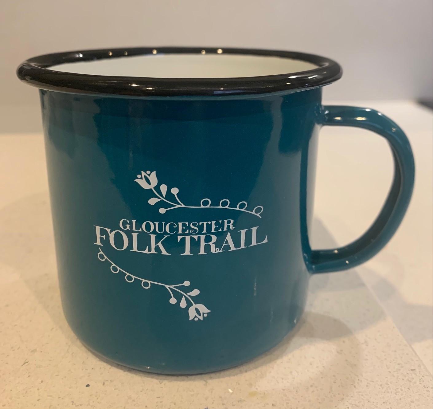 Gloucester Folk Trail MUG