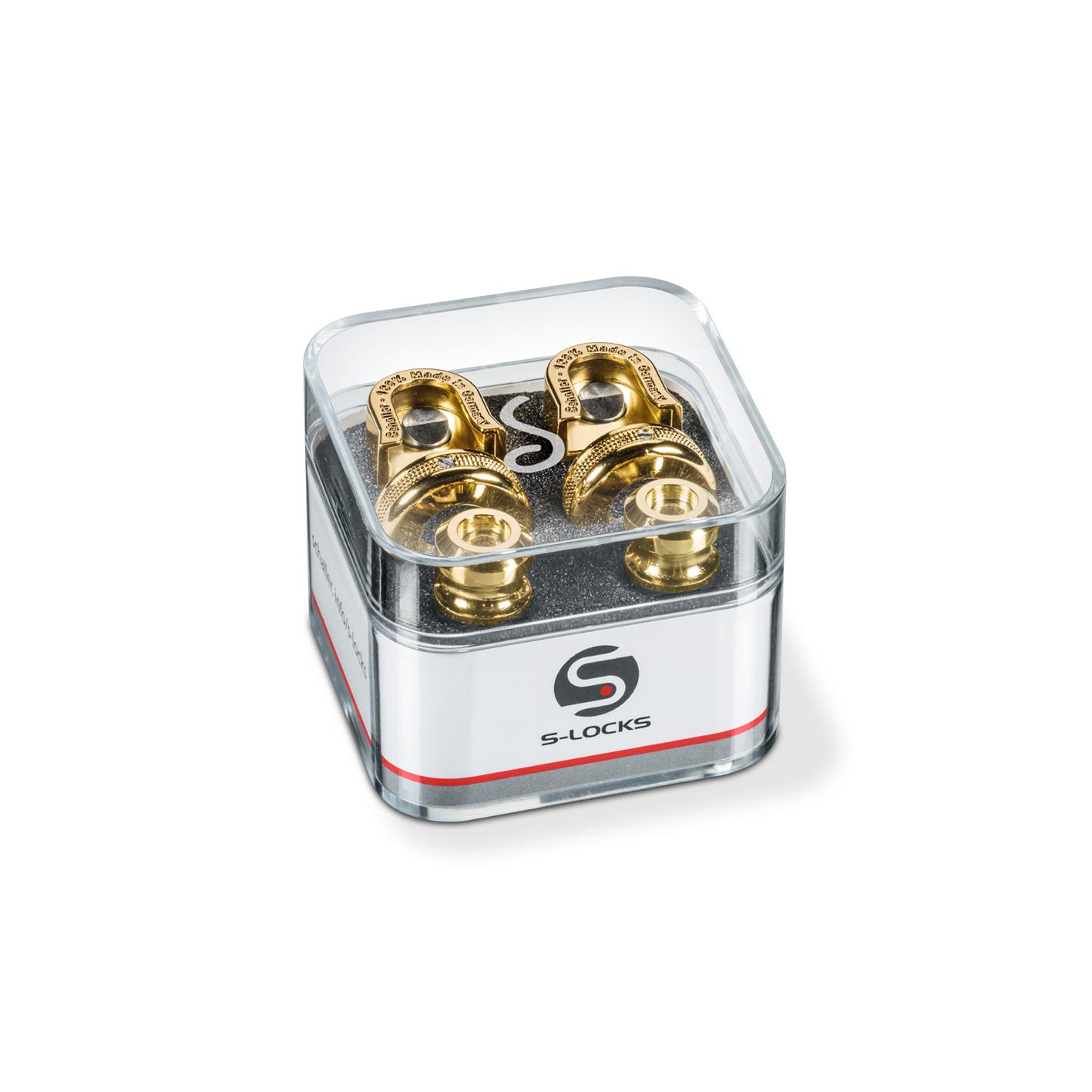 Schaller S-Lock Guitar Strap Locks