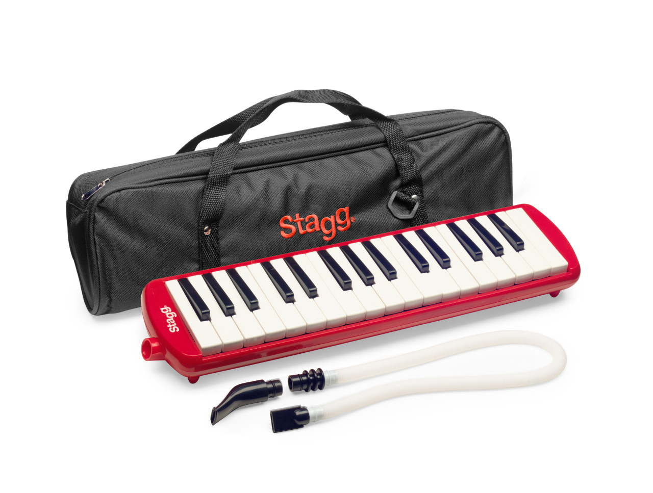 Stagg 32 key melodica with bag MELOSTA32 (various colours)