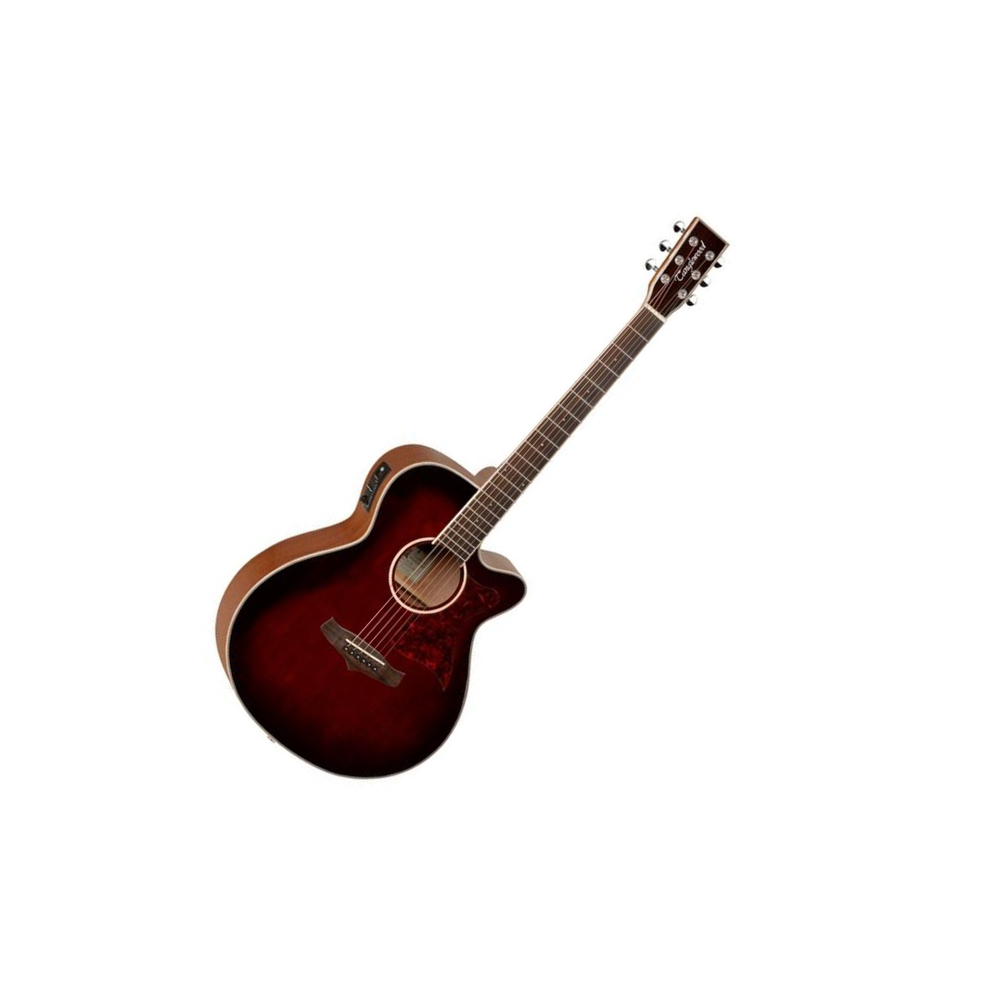 Tanglewood Winterleaf TW4 WB Whisky Barrel Burst