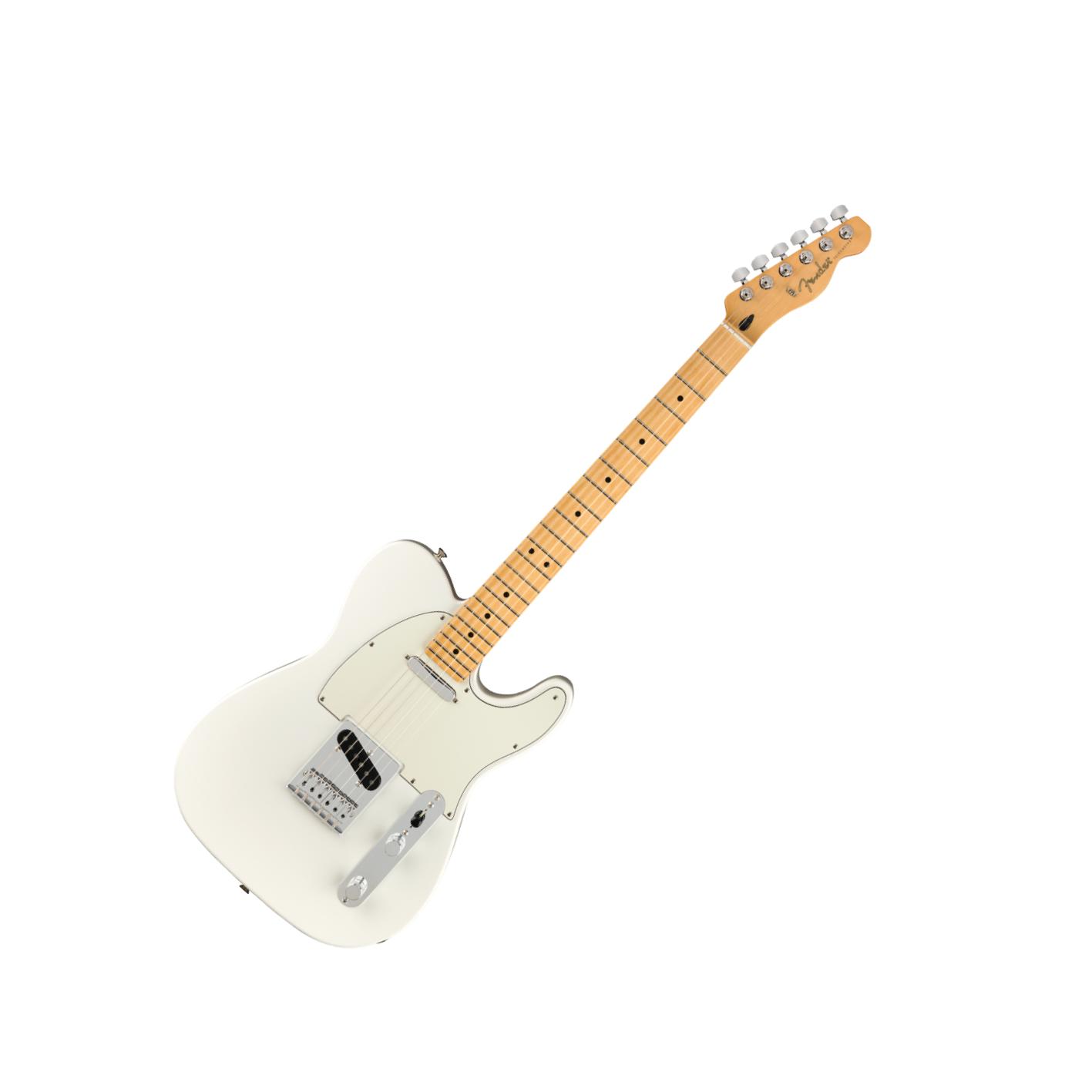 Fender Player Tele MN Polar White