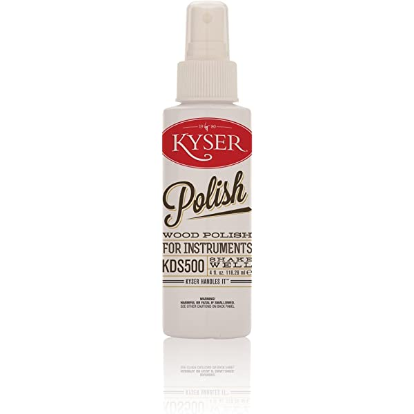 Kyser KDS500 Guitar Polish