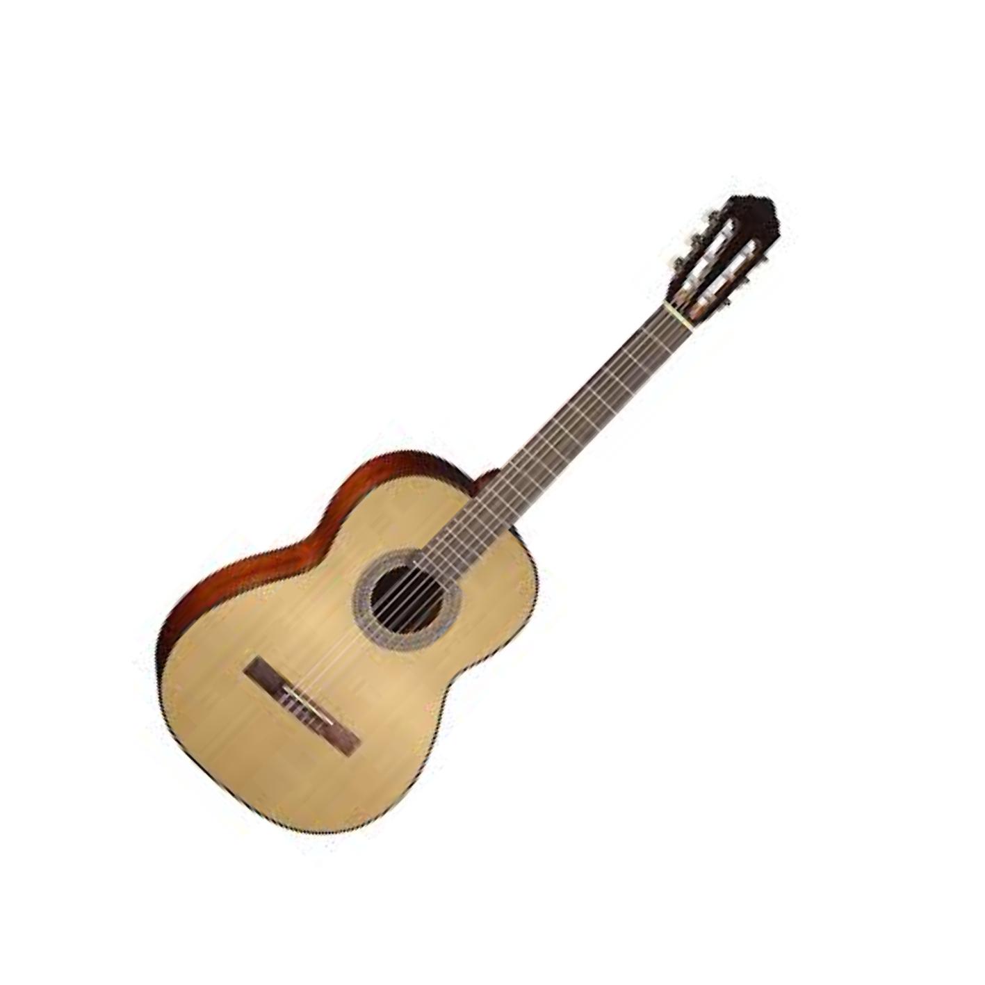 Cort AC100DX Classical Guitar Open Pore w/Bag