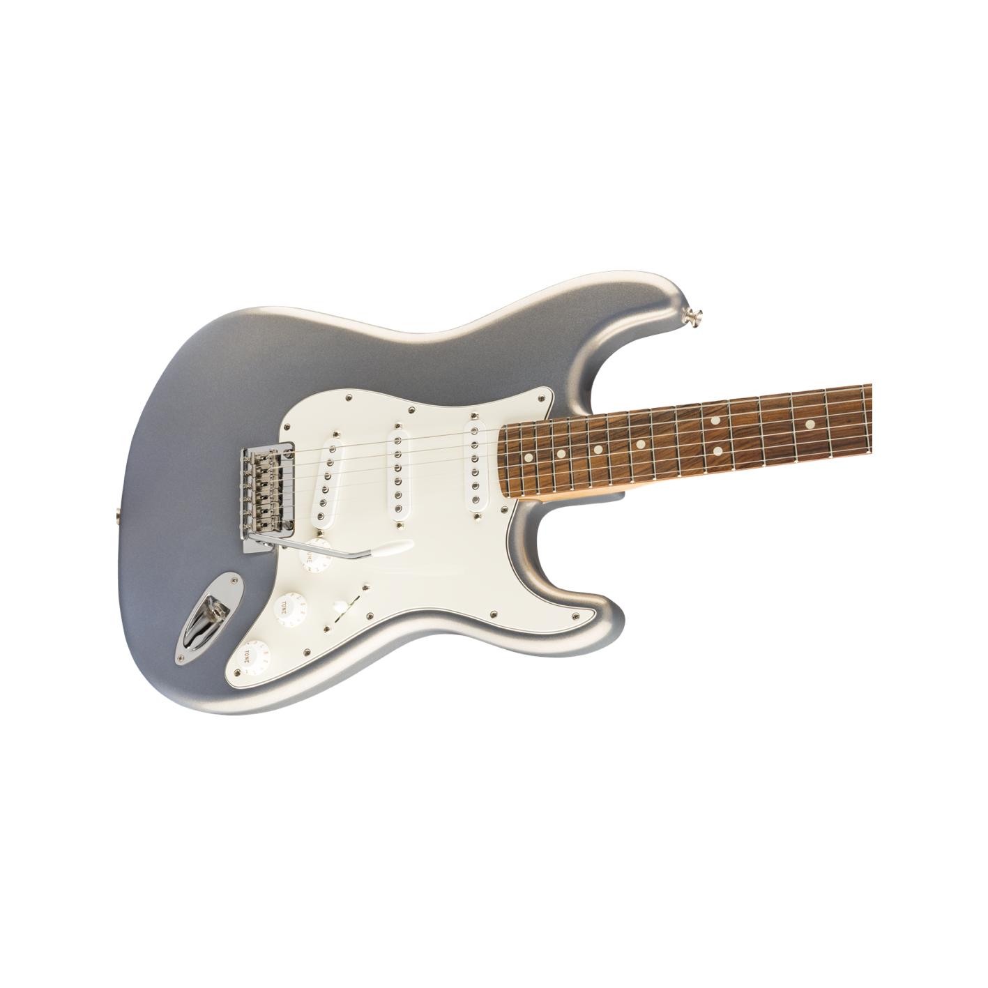 Fender Player Strat PF Silver