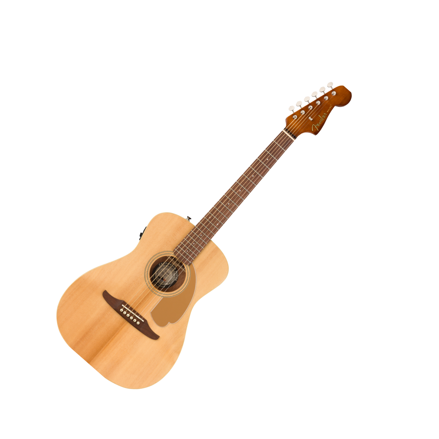 Fender Malibu Player Electro Acoustic Natural