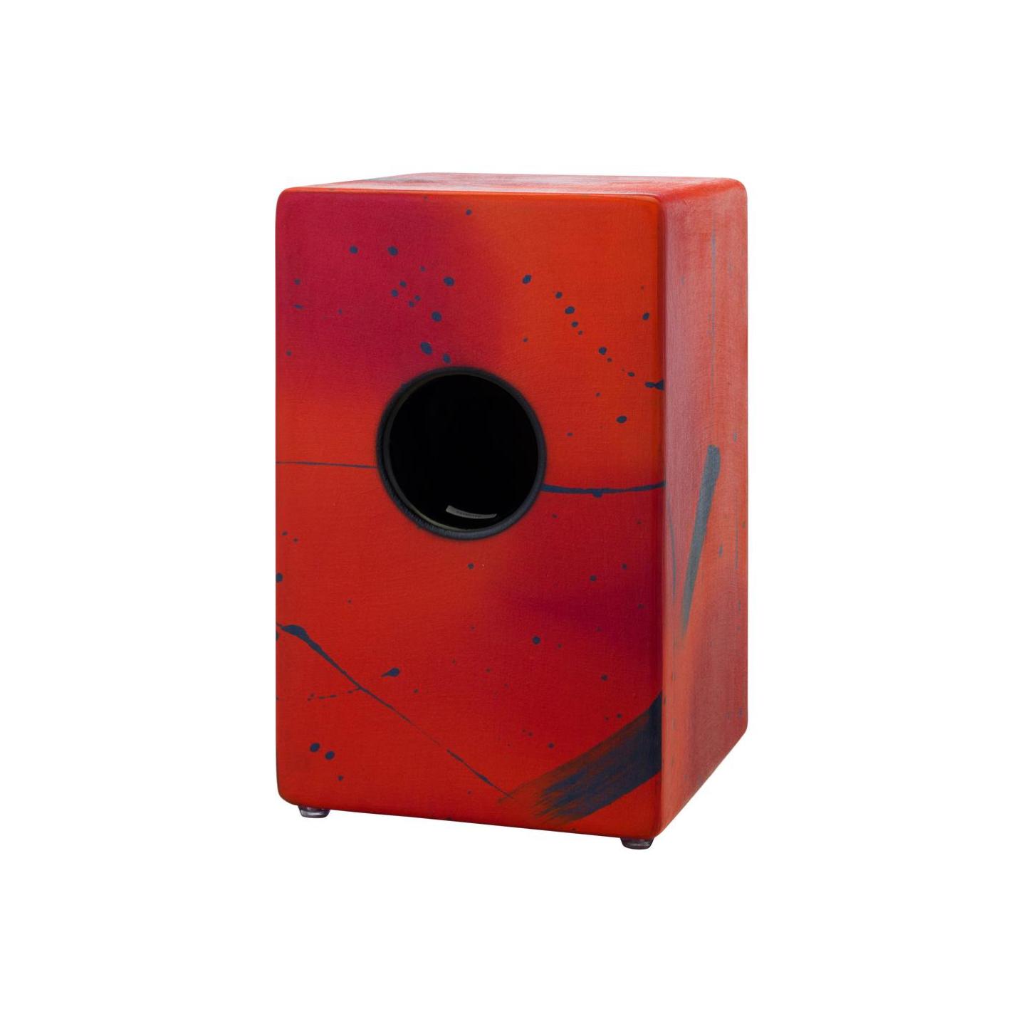 Pearl PBC-120B Primero Cajon Abstract Red