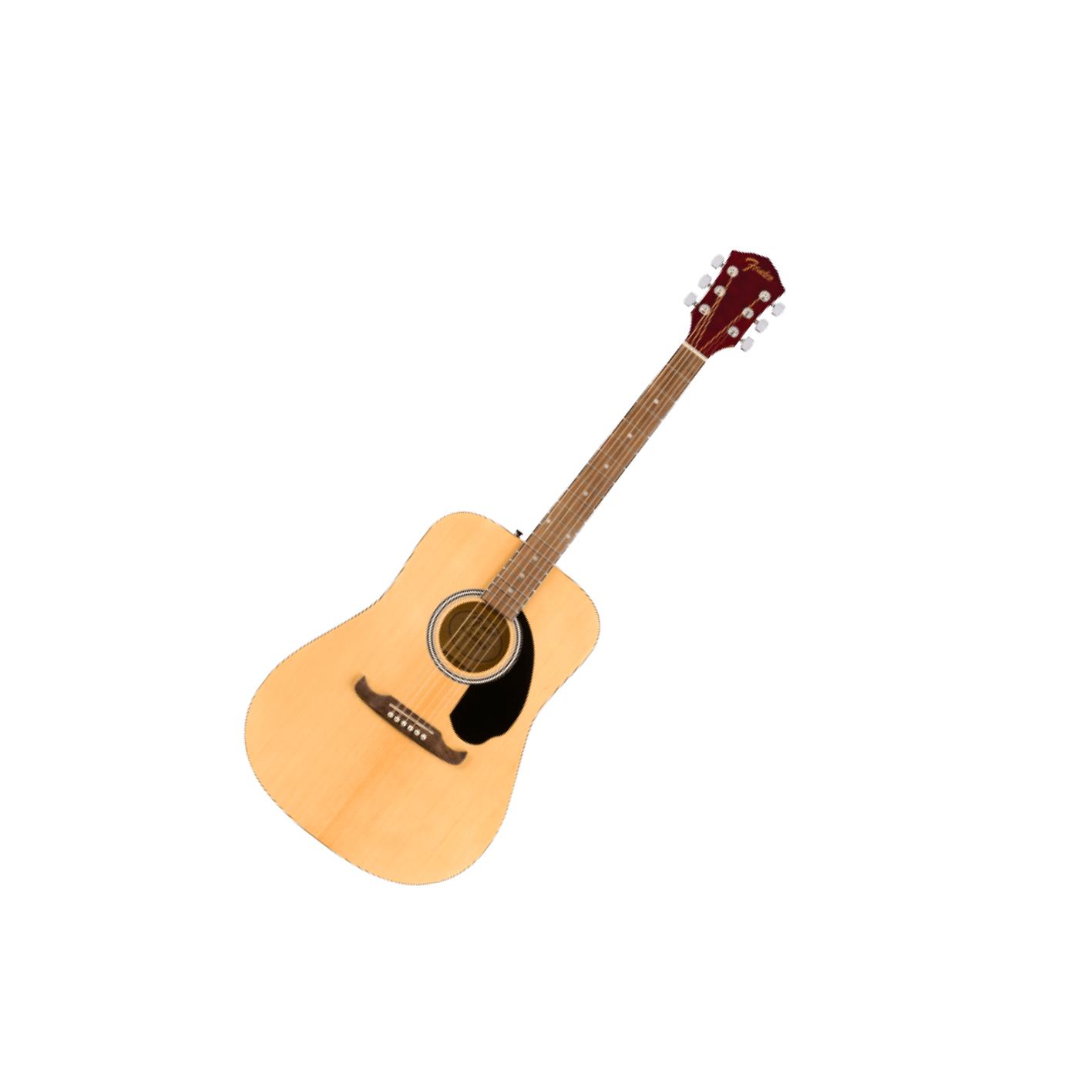 Fender FA-125 Acoustic Natural