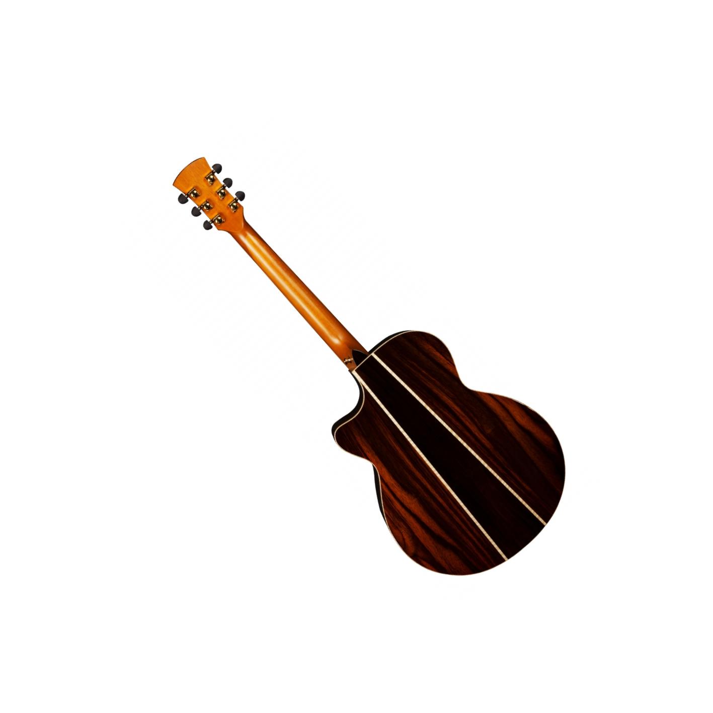 Faith FVHG3 Hi Gloss Venus 3 Piece Rosewood Electro Acoustic