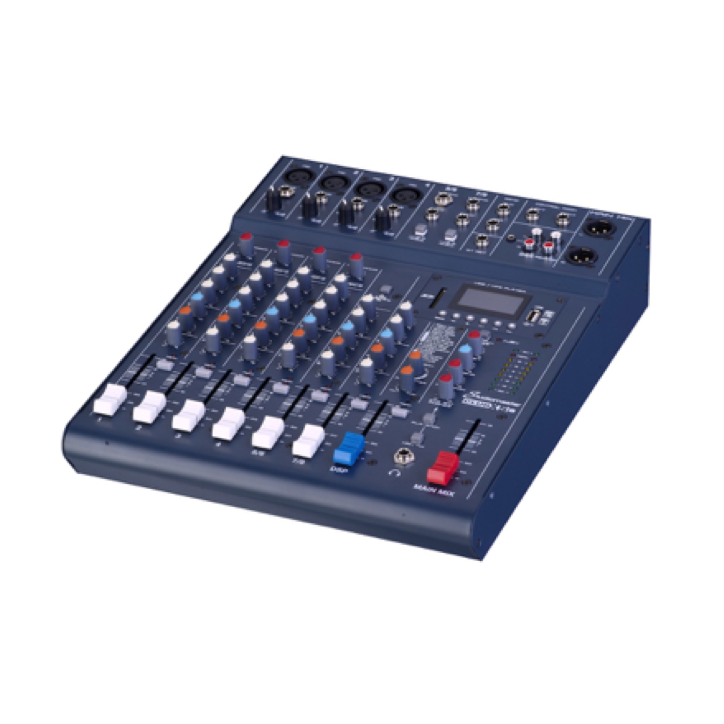 Studiomaster Club XS8 8 Channel Mixer