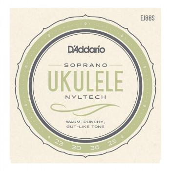 D'Addario EJ88s Soprano Uke Strings