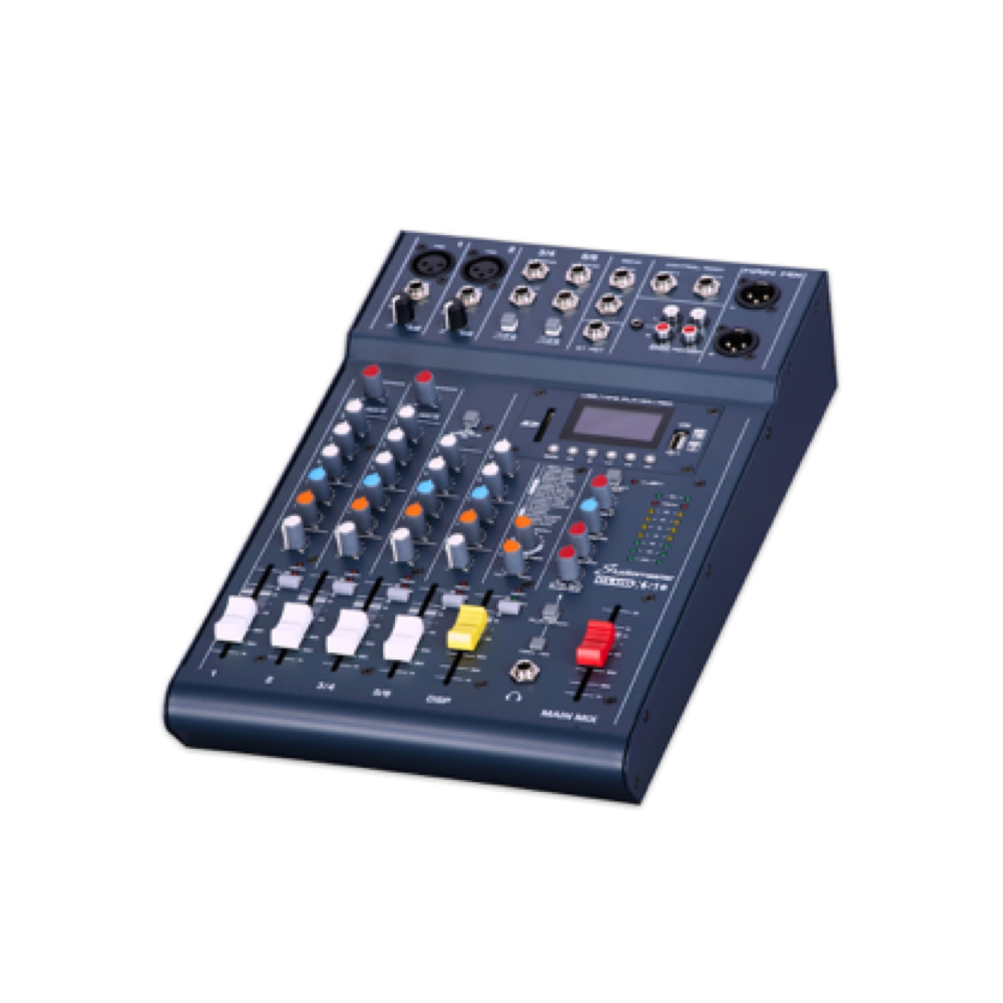 Studiomaster Club XS6 6 Channel Mixer